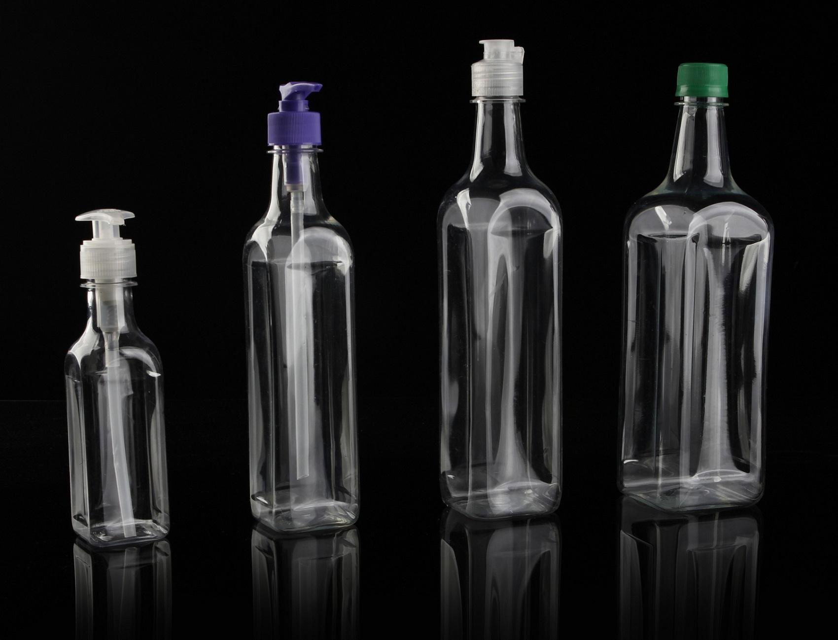 انواع بطری پت شوینده